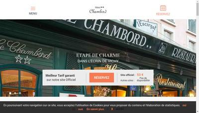 Site internet de L'Escargot Qui Tete