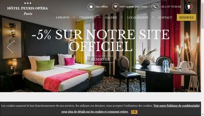 Site internet de Le Jardinier