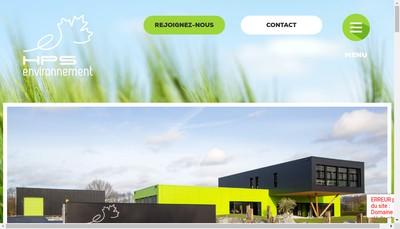 Site internet de Habitat Pro Solutions