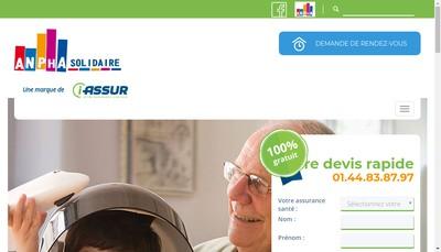 Site internet de I-Assur Inter Assur - Amc - Amc (Assurances Multi Conseils) - Bonassur