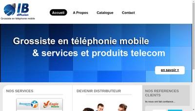 Site internet de Karam'S Telecom