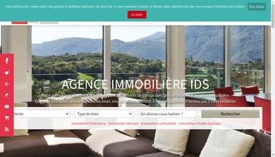 Site internet de Cabinet Henri Dayde