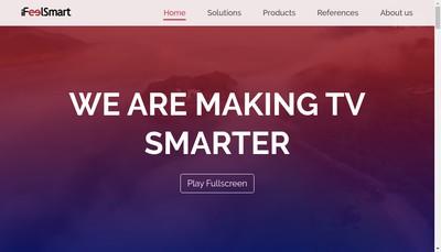 Site internet de Ifeelsmart