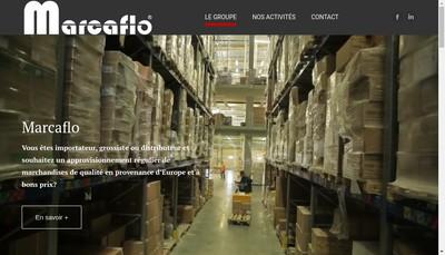 Site internet de Marcaflo