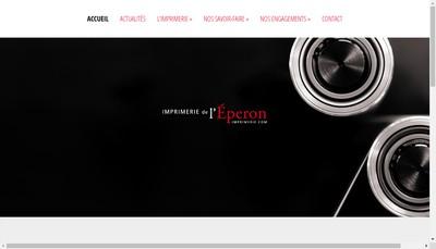 Site internet de Impression Personnelle