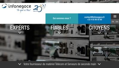 Site internet de Flexcare Usedcomputer Usedpc