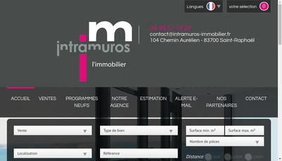 Site internet de Idilis - Logeo