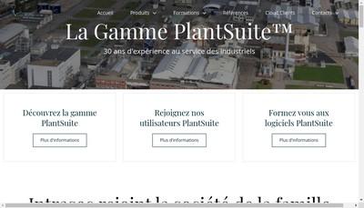 Site internet de Intrasec