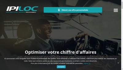 Site internet de Ipiloc