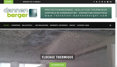 Site internet de Dannenberger