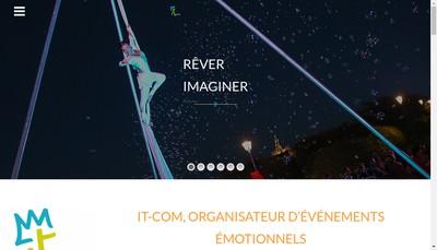 Site internet de It Com