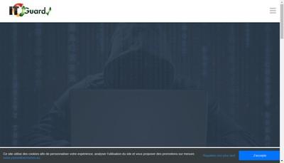 Site internet de Itguard
