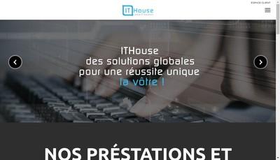 Site internet de It House