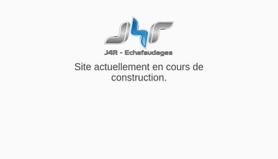 Site internet de J4R