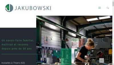 Site internet de Jakubowski