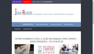 Site internet de Societe Jean Riviere