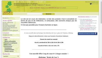Site internet de Jean Denicheur de Crus