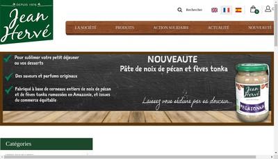 Site internet de Jean Herve