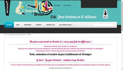 Site internet de Elisabeth Perodeau