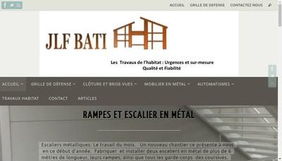 Site internet de Jlf Bati