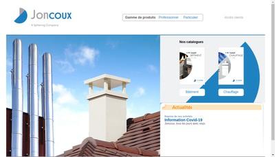 Site internet de Joncoux