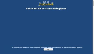 Site internet de Elo-Cj Jossamel