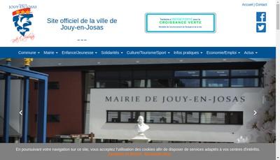 Site internet de Vet Jouy