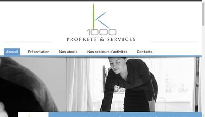 Site internet de K1000