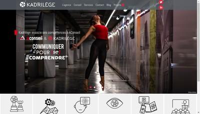 Site internet de Luderic MR