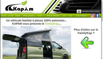 Site internet de Kapam