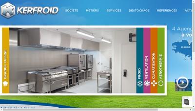 Site internet de Kerfroid
