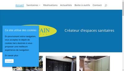 Site internet de Kit Vulcain Industrie