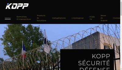 Site internet de Kopp