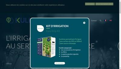 Site internet de Etablissements Kulker