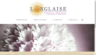 Site internet de L'Anglaise