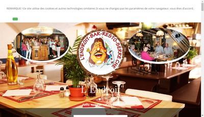 Site internet de L'Endroit