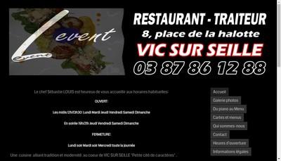Site internet de L'Event