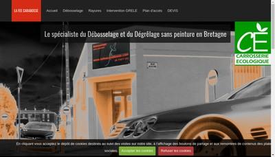 Site internet de La Fee Carabosse