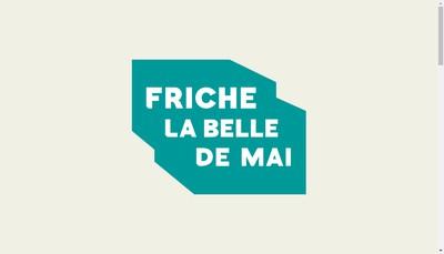 Site internet de Friche la Belle de Mai
