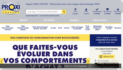 Site internet de Dcl