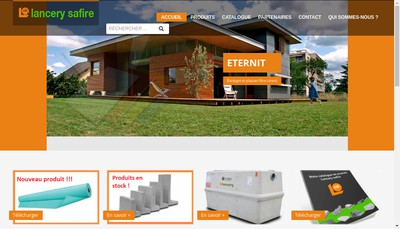 Site internet de Lancery-Safire