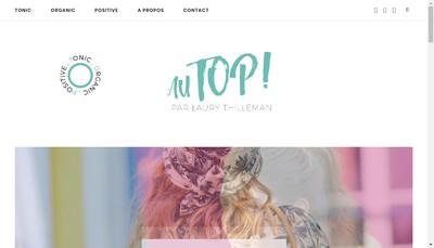 Site internet de Laury