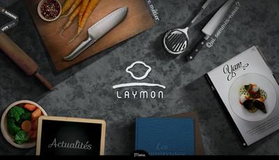 Site internet de Laymon