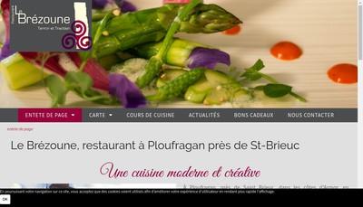 Site internet de Le Brezoune