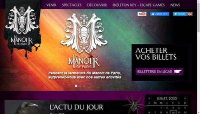 Site internet de Flores