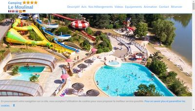 Site internet de Le Moulinal