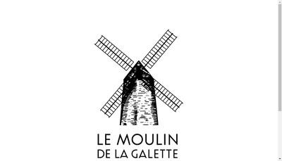 Site internet de Le Moulin de la Galette