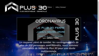 Site internet de Le Rouge et Noir