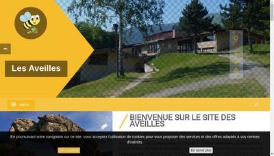 Site internet de Les Aveilles