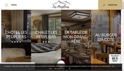 Site internet de Au Burger d'a Cote